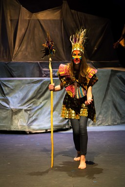 Middle School Ensemble Caps Fantastic Year with Lion King Jr.