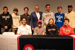 National Signing Day Highlights Student-Athletes