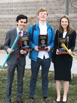 Speech and Debate Wins at State for 18th-Straight Year