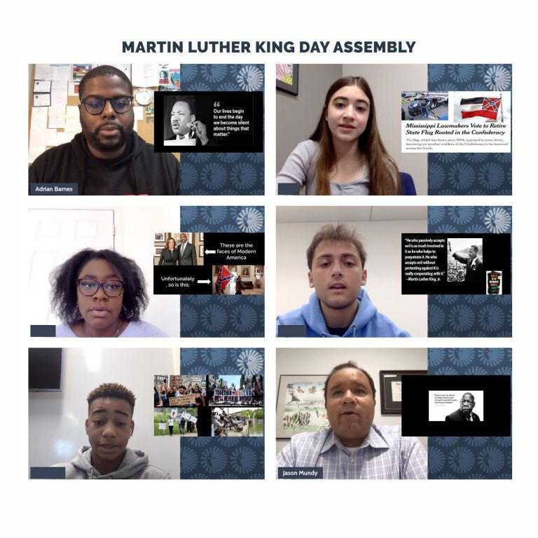 KDS Reflects on MLK and the Racial Justice Movement in America